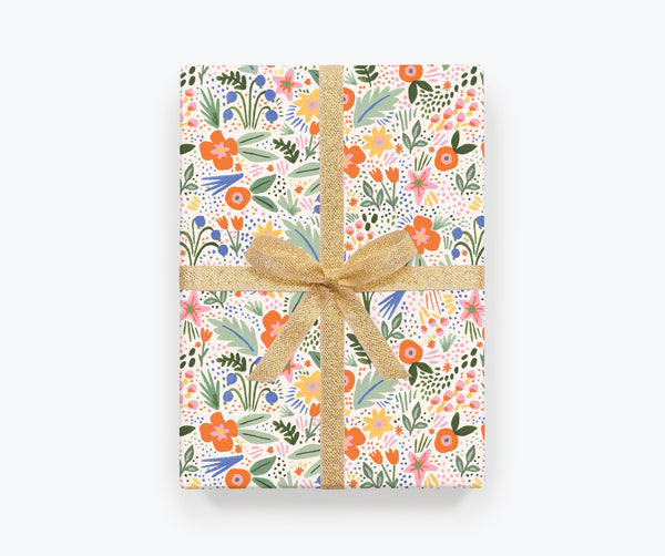 Rifle Paper Company Fiesta Gift Wrap