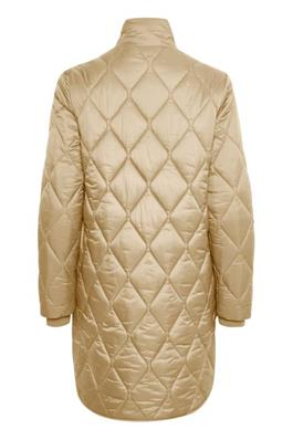 Olilase Padded Coat in Camel by Part Two