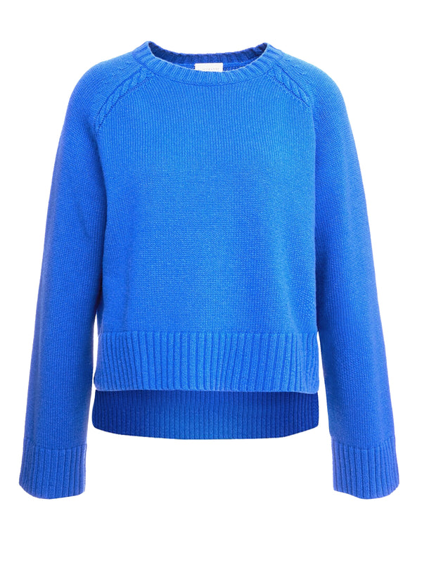 BMB Alvia Blue Sweater