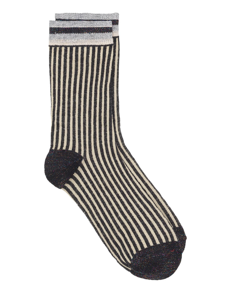 Dicte Stripe Sock