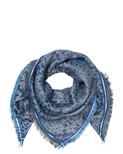 Esther Metallic Leo Scarf