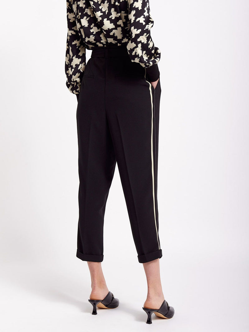 Beatrice B Contrast Stripe Trouser