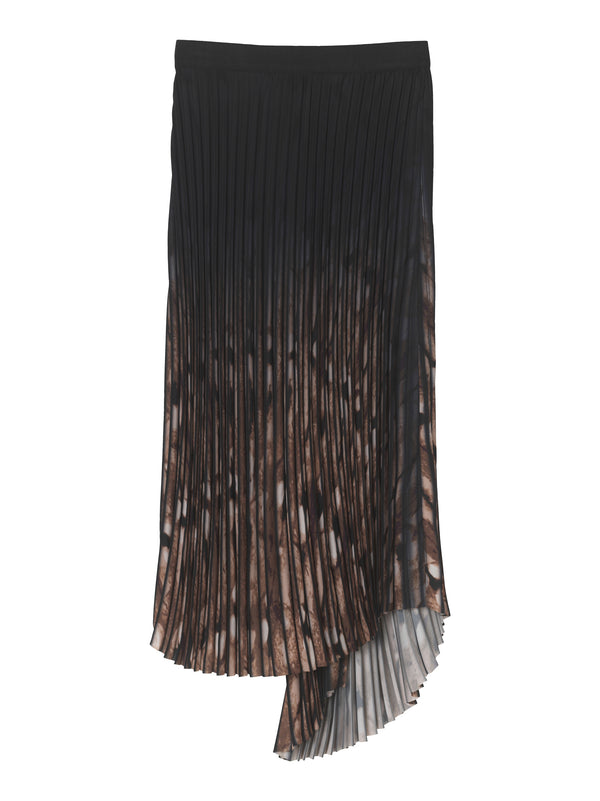 BMB Piza Pleated Skirt
