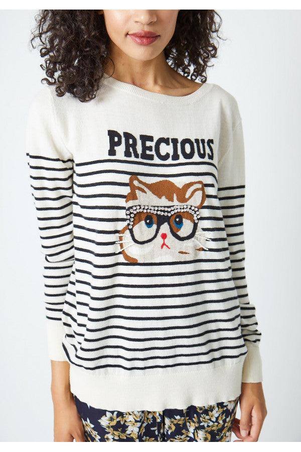 Alfred Precious Cat Sweater