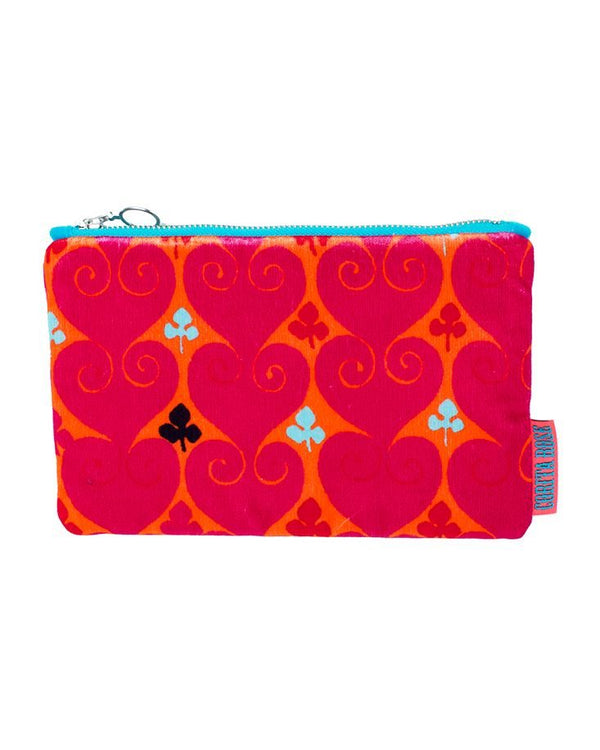 Hearts Small Clutch