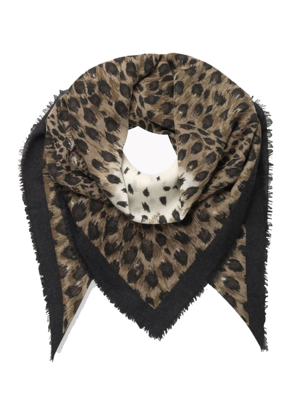 Coyle Beige Scarf