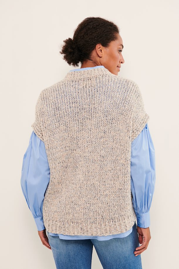 Part Two Gargi pullover in Grey