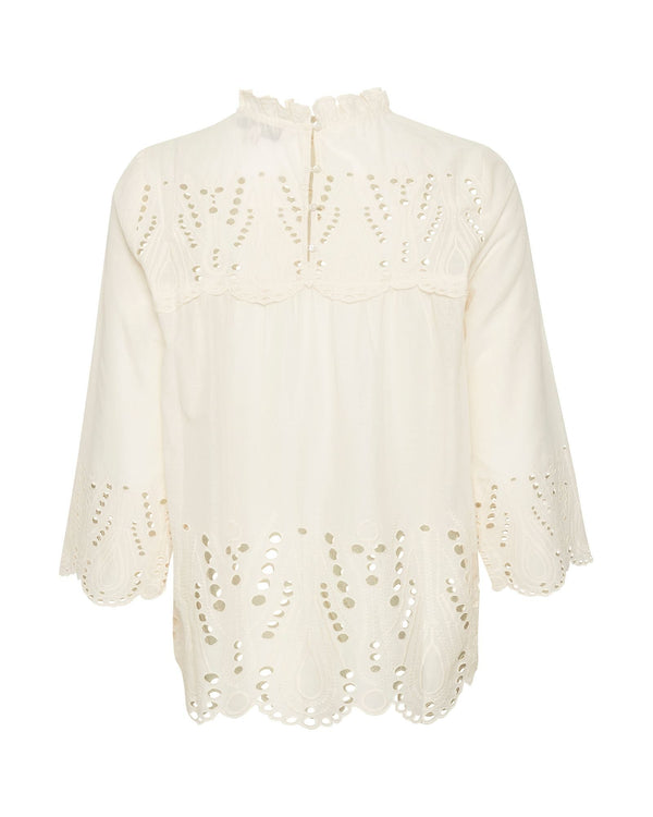 Ramona Embroidered Top