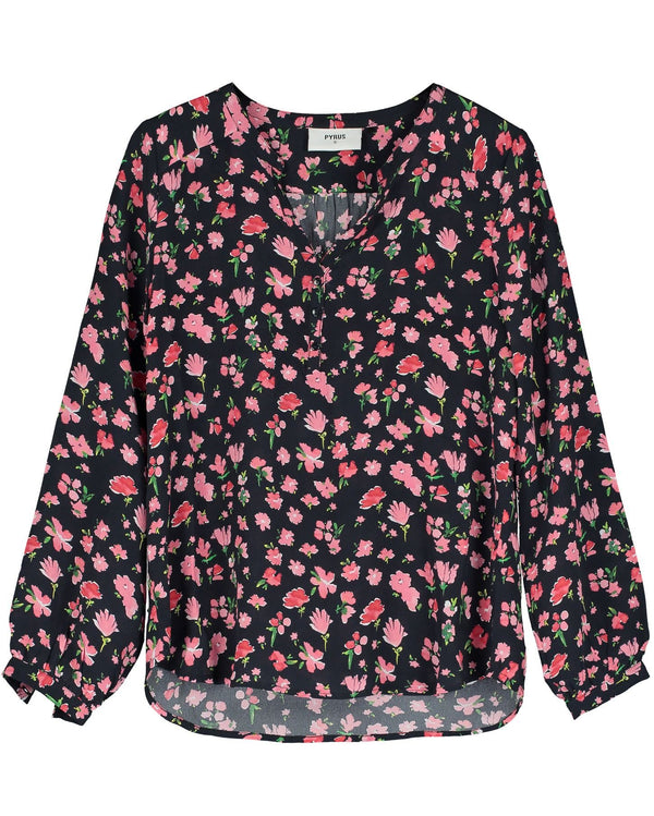 Lizzie Isabelle Print Top