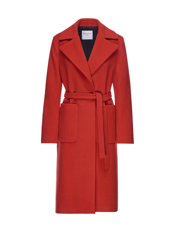 Beatrice B Belted Coat