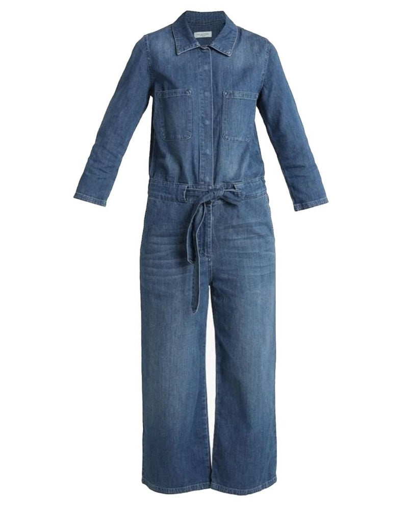 SLFVictoria Denim Boilersuit