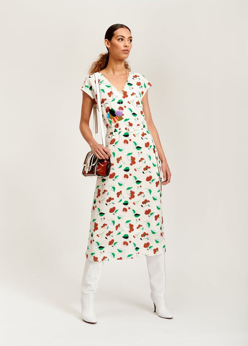 Essentiel Antwerp Trophee Floral Dress