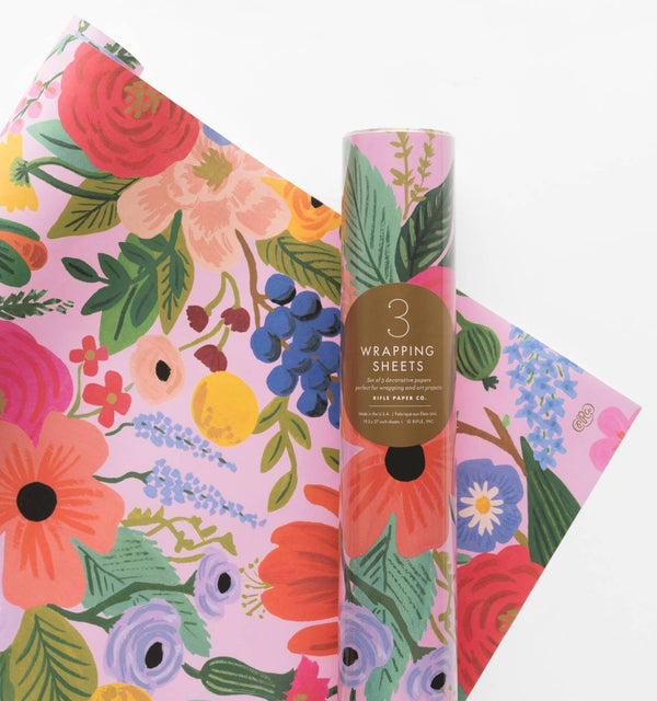 Rifle Paper Co Garden Party Gift Wrap Roll