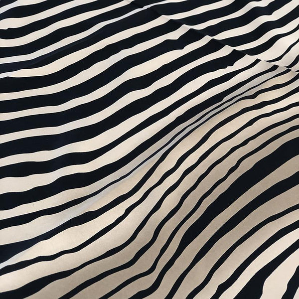 Zebra Print fabric for Fabric Face Mask by Tutti & Co