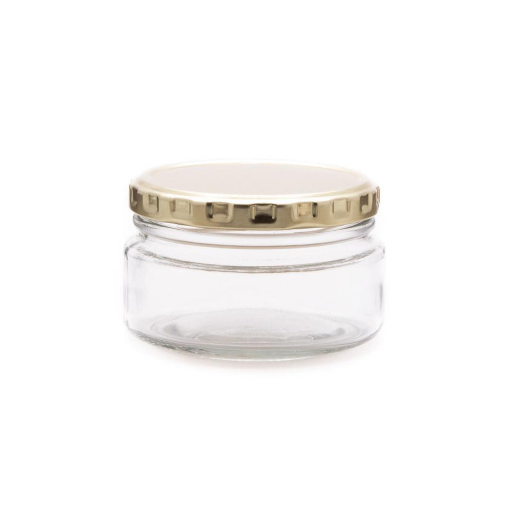 Set of 6 dessert jars