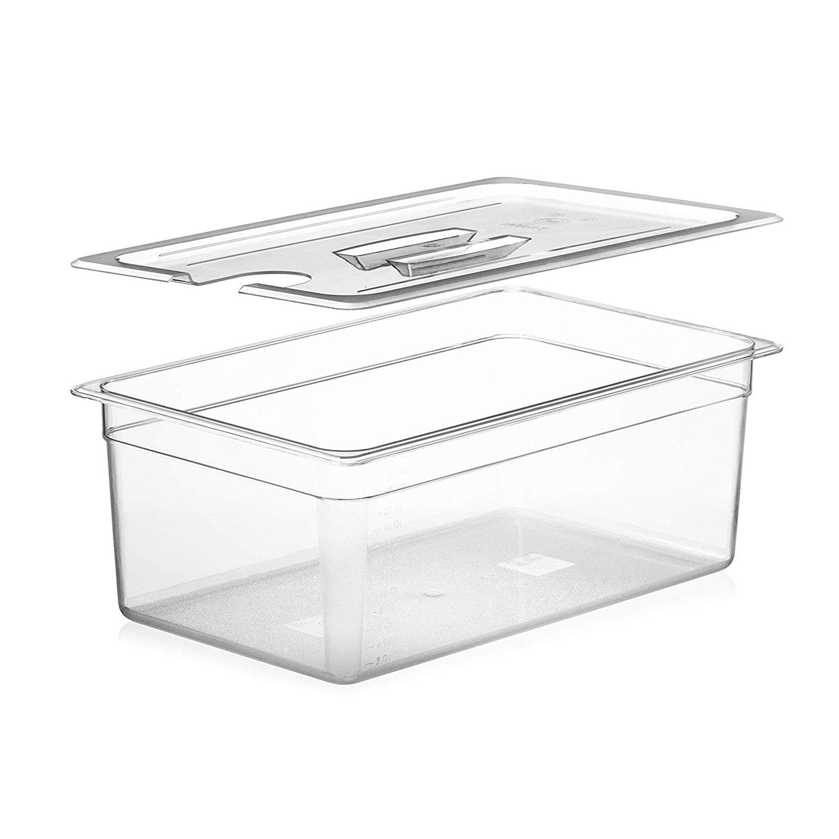Sous vide Container with Lid (22 Ltr)