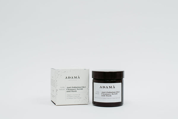 Anti Pollution 3in1 Cleanser Scrub and Mask - Adamà Wellness