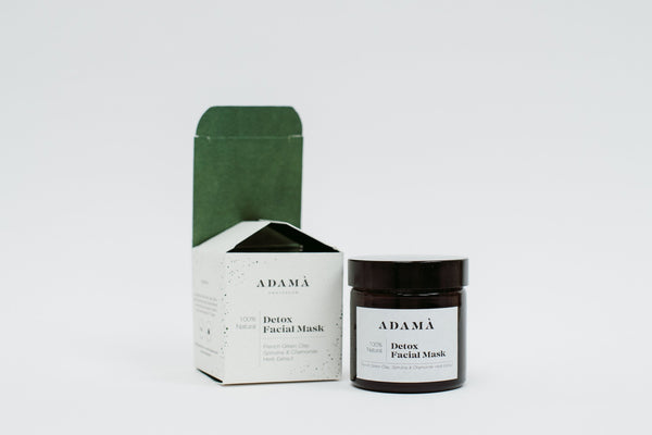 Detox Facial Mask - Adamà Wellness