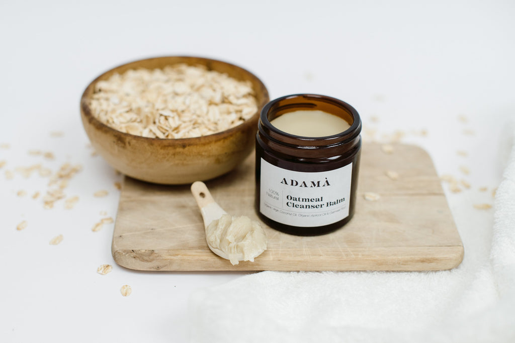 Oatmeal Cleanser Balm + Create Your Mask