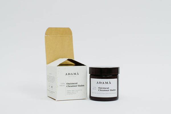 Oatmeal Cleanser Balm + Create Your Mask - Adamà Wellness