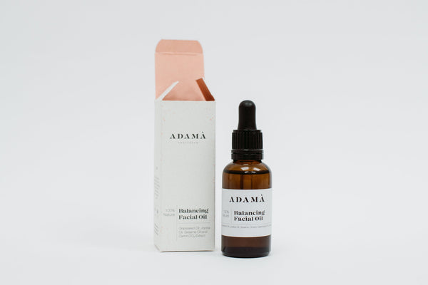 Balancing Facial Oil - Adamà Wellness