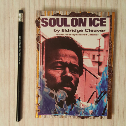 Writing journal, notebook, bullet journal, diary, sketchbook, blank - Required Reading - Soul On Ice