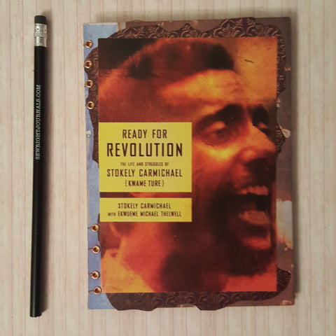 Writing journal, notebook, bullet journal, diary, sketchbook, blank - Required Reading - Ready for Revolution