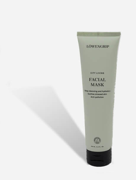 Löwengrip City Living Facial Mask -kasvonaamio