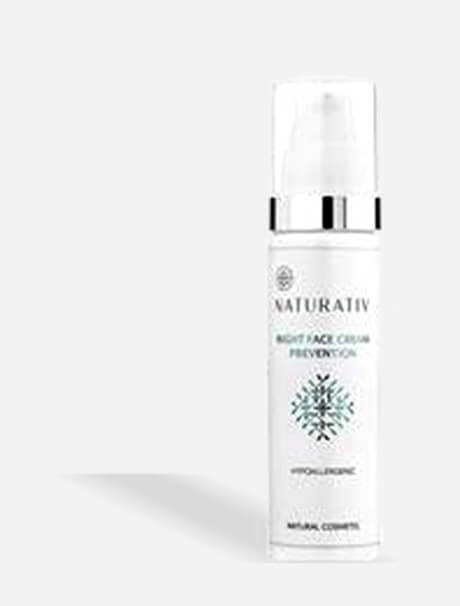 Naturativ Night Cream -yövoide