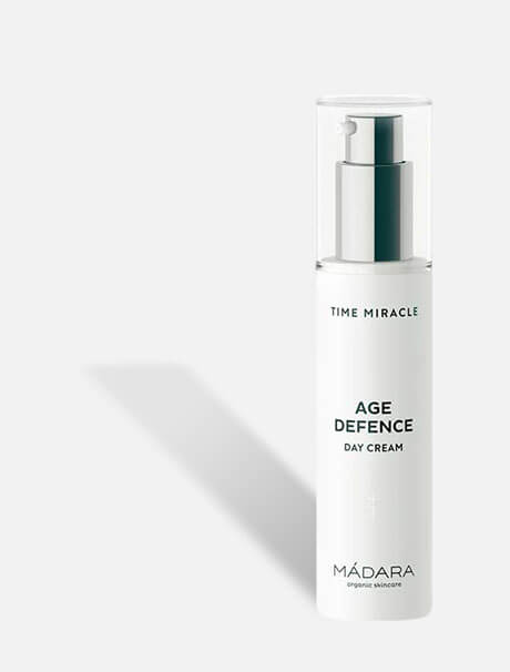 Mádara Time Miracle Age Defence Day Cream -päivävoide