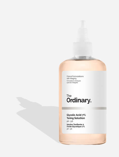 The Ordinary Glycolic Acid 7 % Toning Solution -hoitovesi