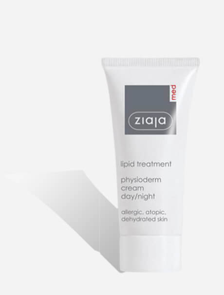 Ziaja Med Lipid Treatment Physioderm Cream -kasvovoide
