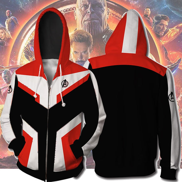 Avengers Endgame Cosplay Quantum Realm Costumes- 50% OFF