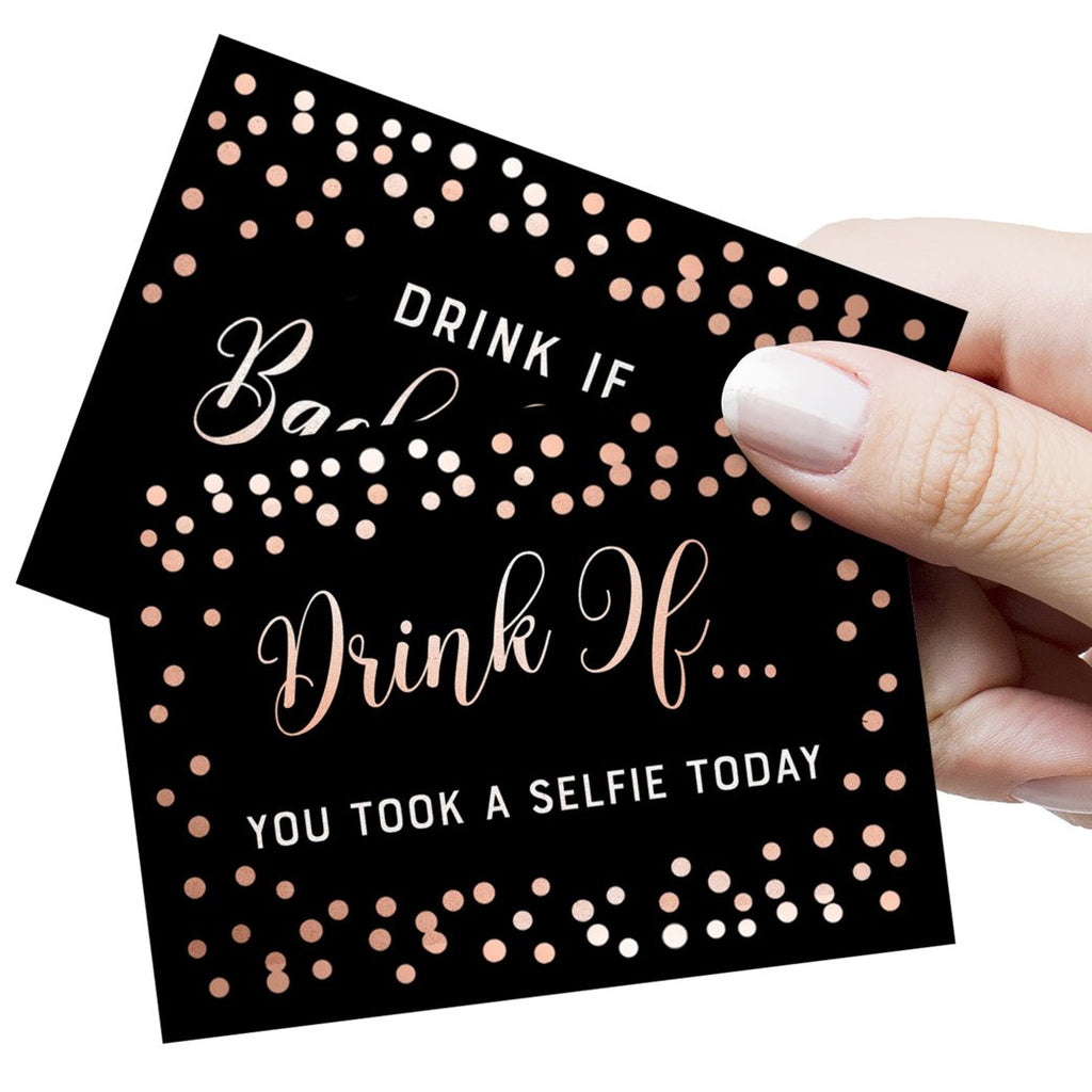 Drink If Cards