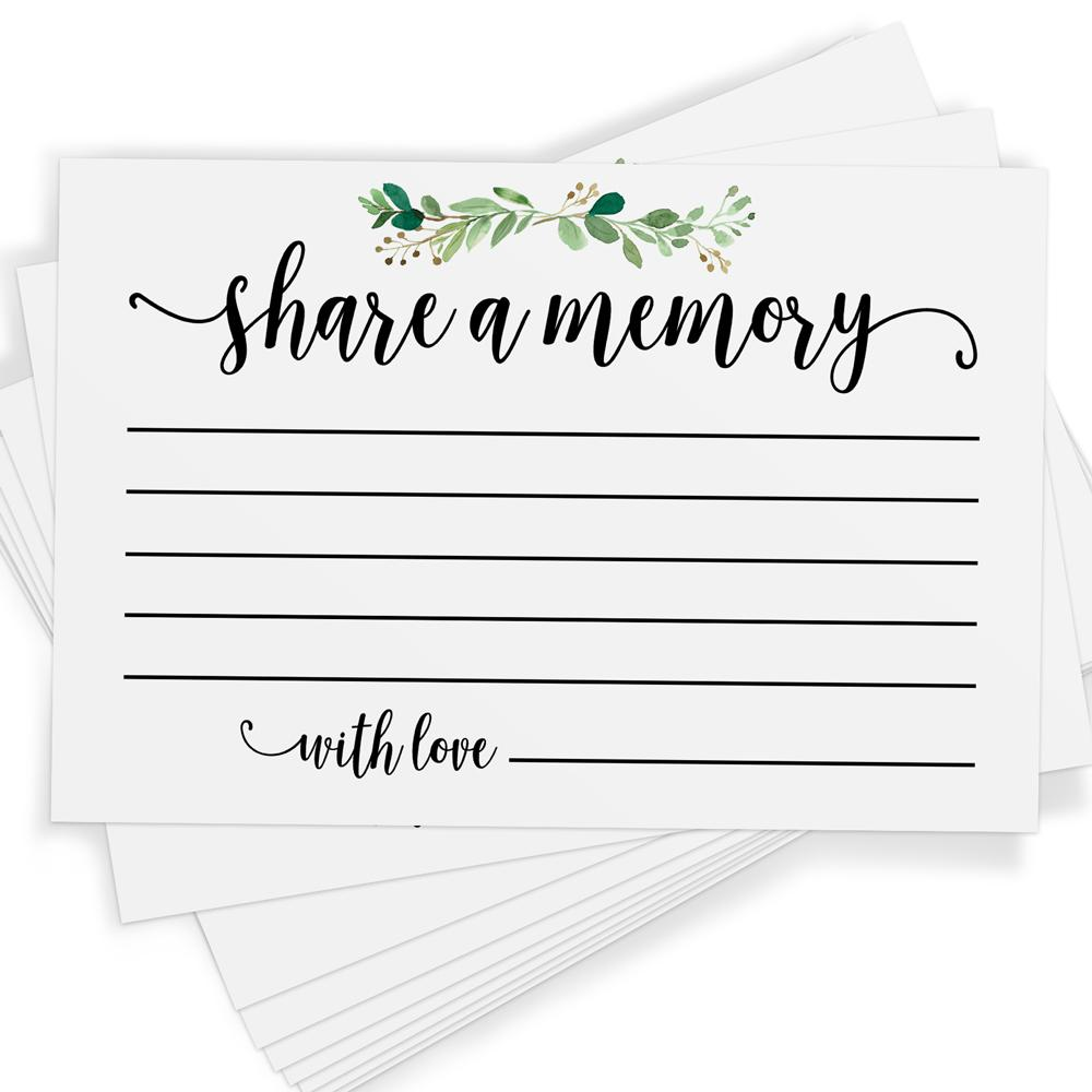 White Memory Cards