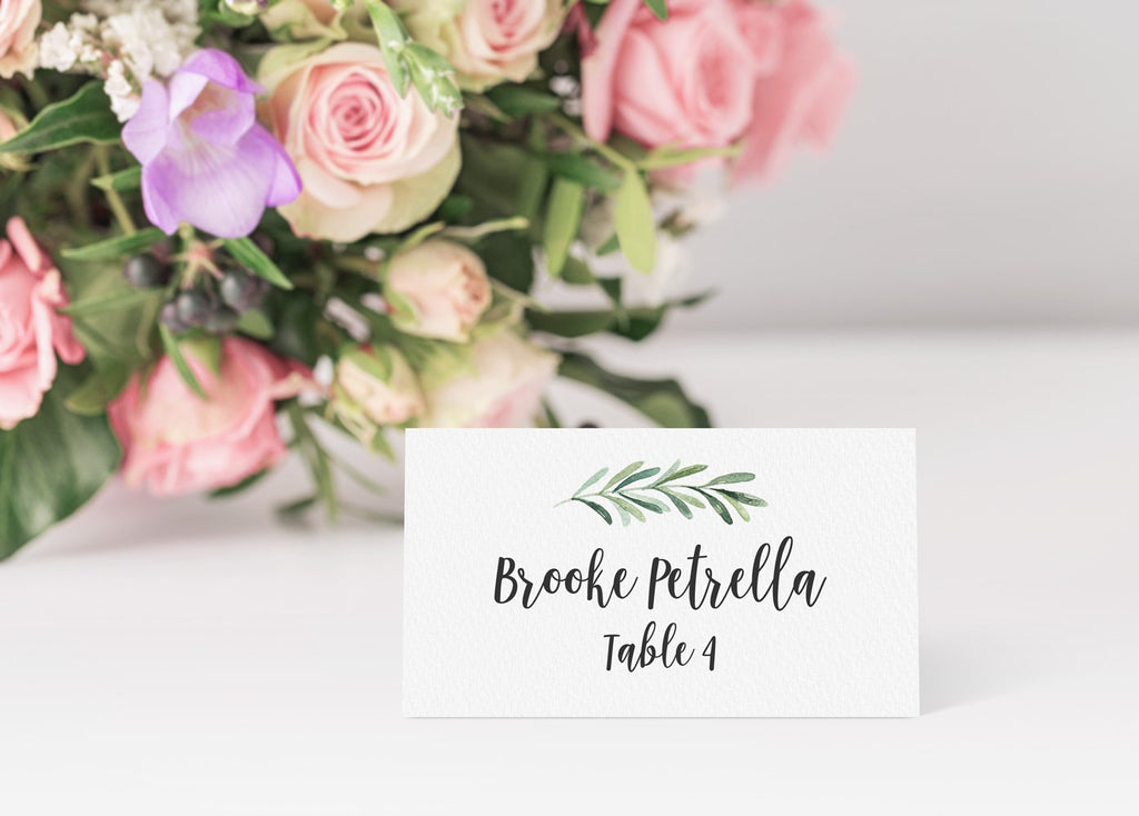 Branch Place Cards