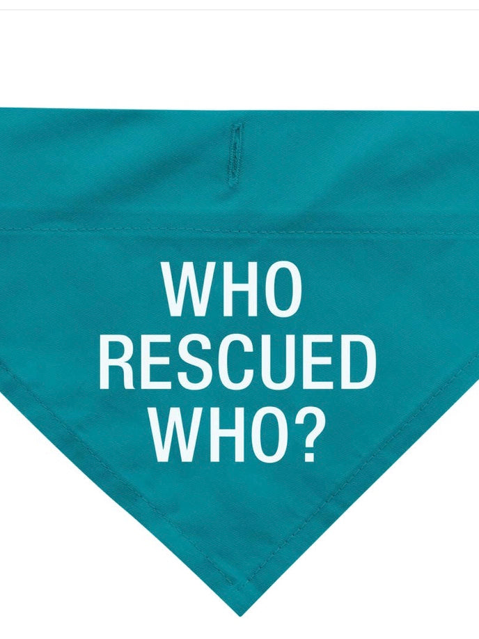 Who Rescued Bandana