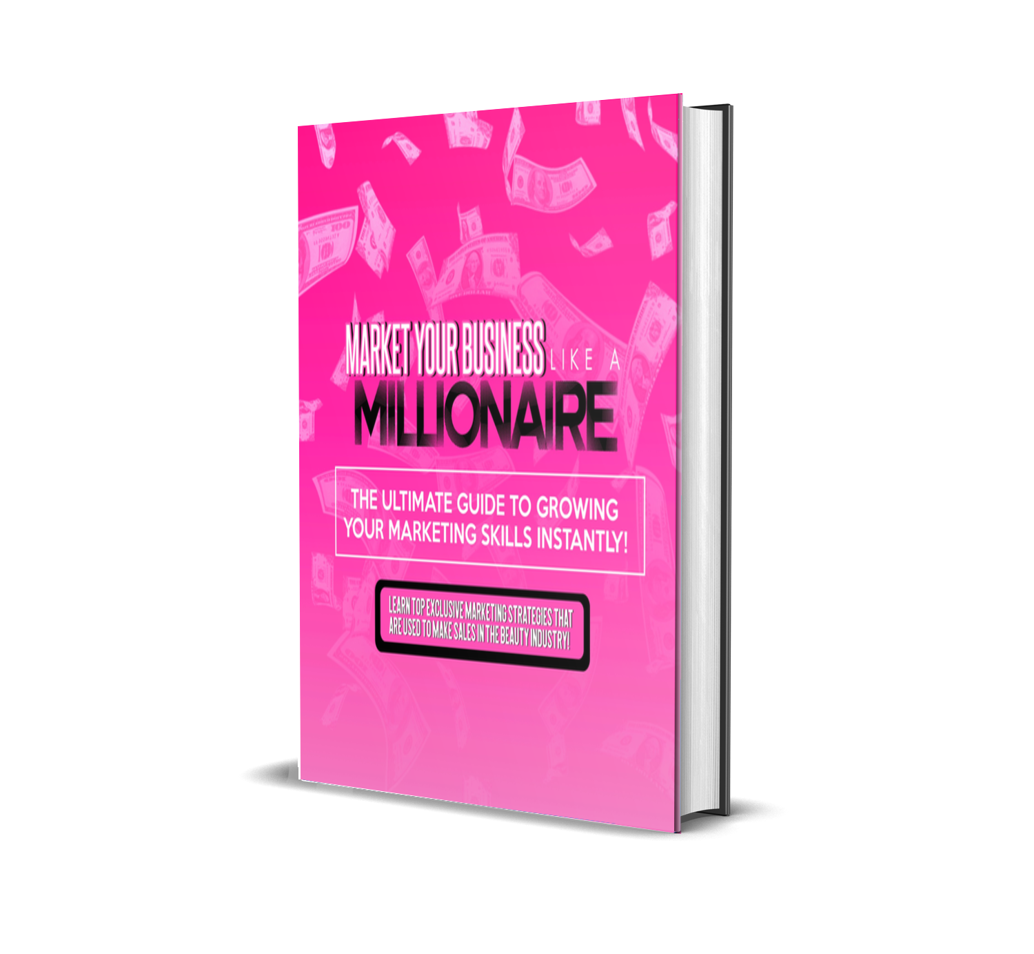 Market Your Business Like A Millionaire- Ebook