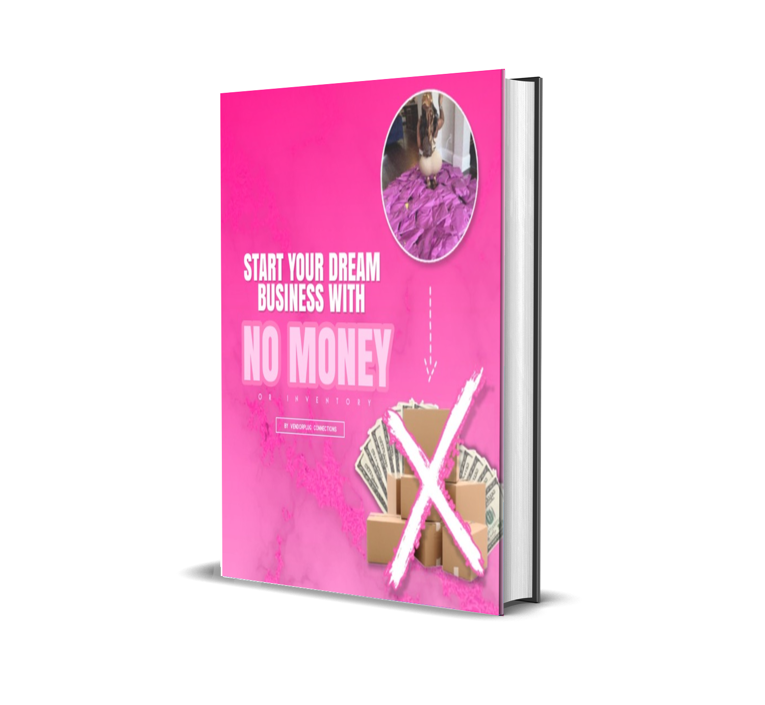 "How To Start Your Dream Business With No Money Or Inventory ""Guide"""