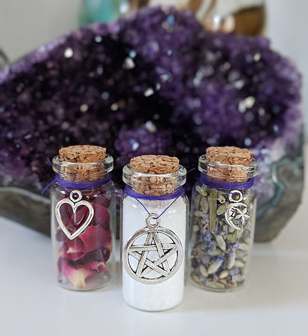 The Witch Trio (set of three mini bottles)