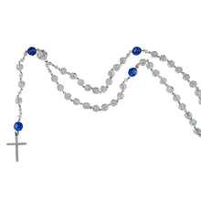 Load image into Gallery viewer, Crystal Rosary Beads