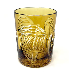 Limited Edition Mise Eire Amber Whiskey Glass