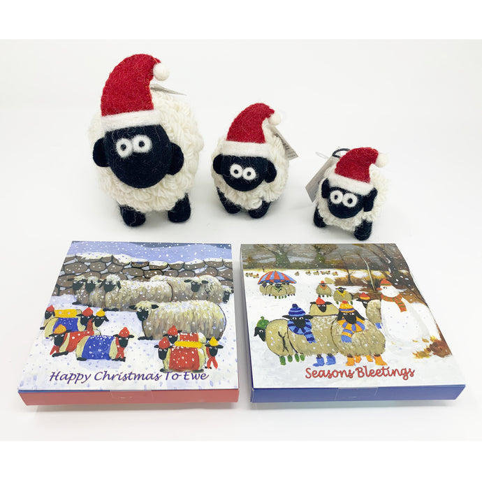 Baaaa Humbug Bundle from our Gift Shop