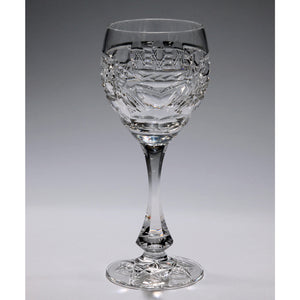 Claddagh Wine Glass No. 2