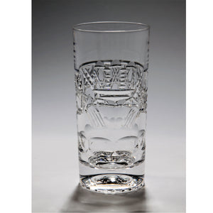 Claddagh Crystal Hi-Ball Glass