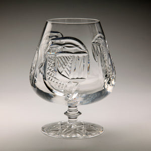Mise Eire Large Crystal Brandy Snifter