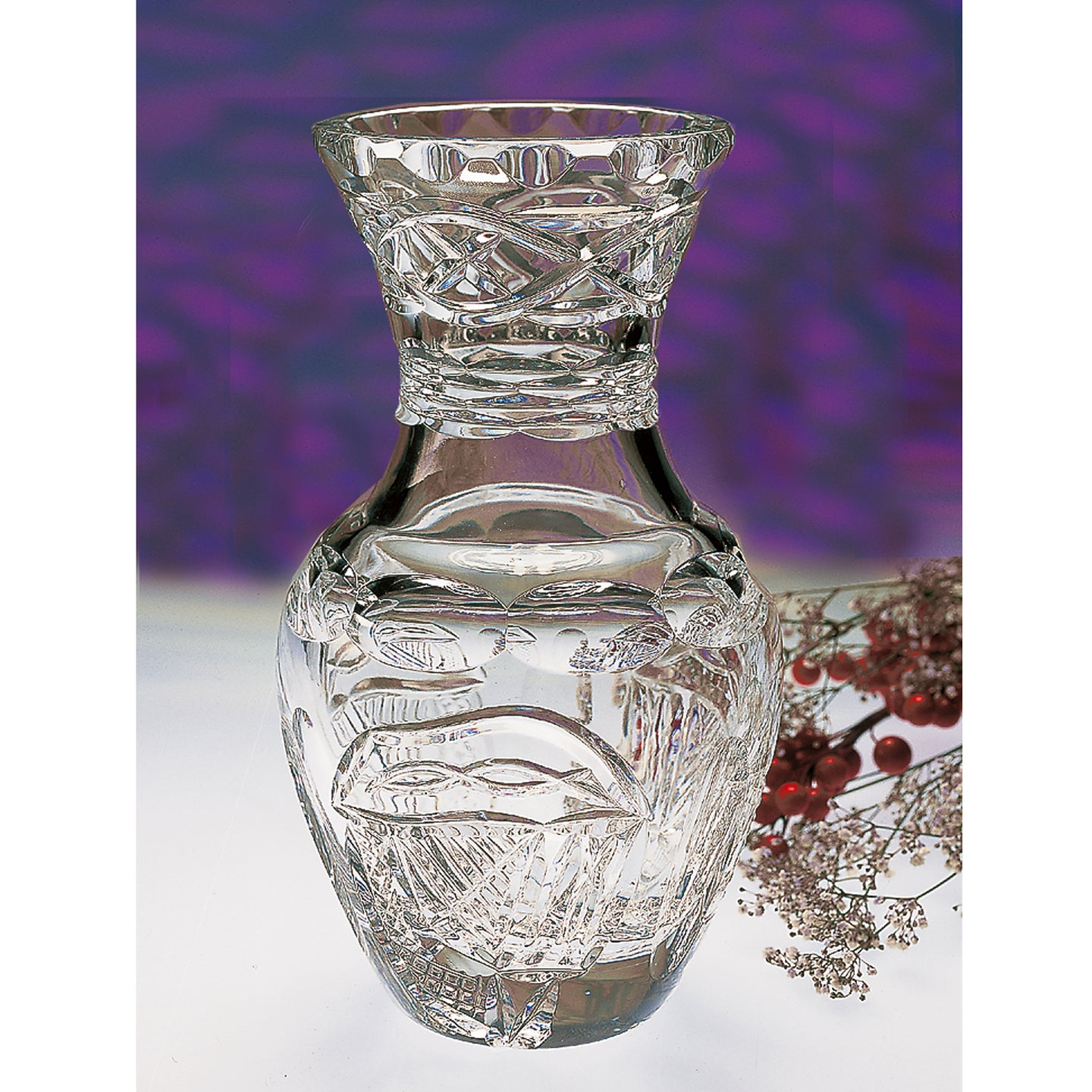 Mise Eire Urn-shaped Vase