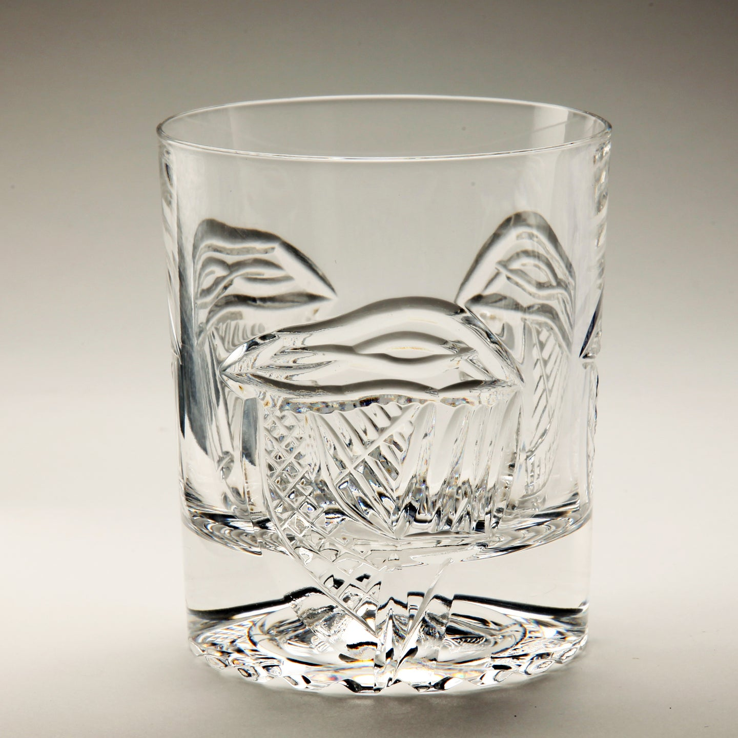 Mise Eire Old Fashioned Crystal Whiskey Tumbler