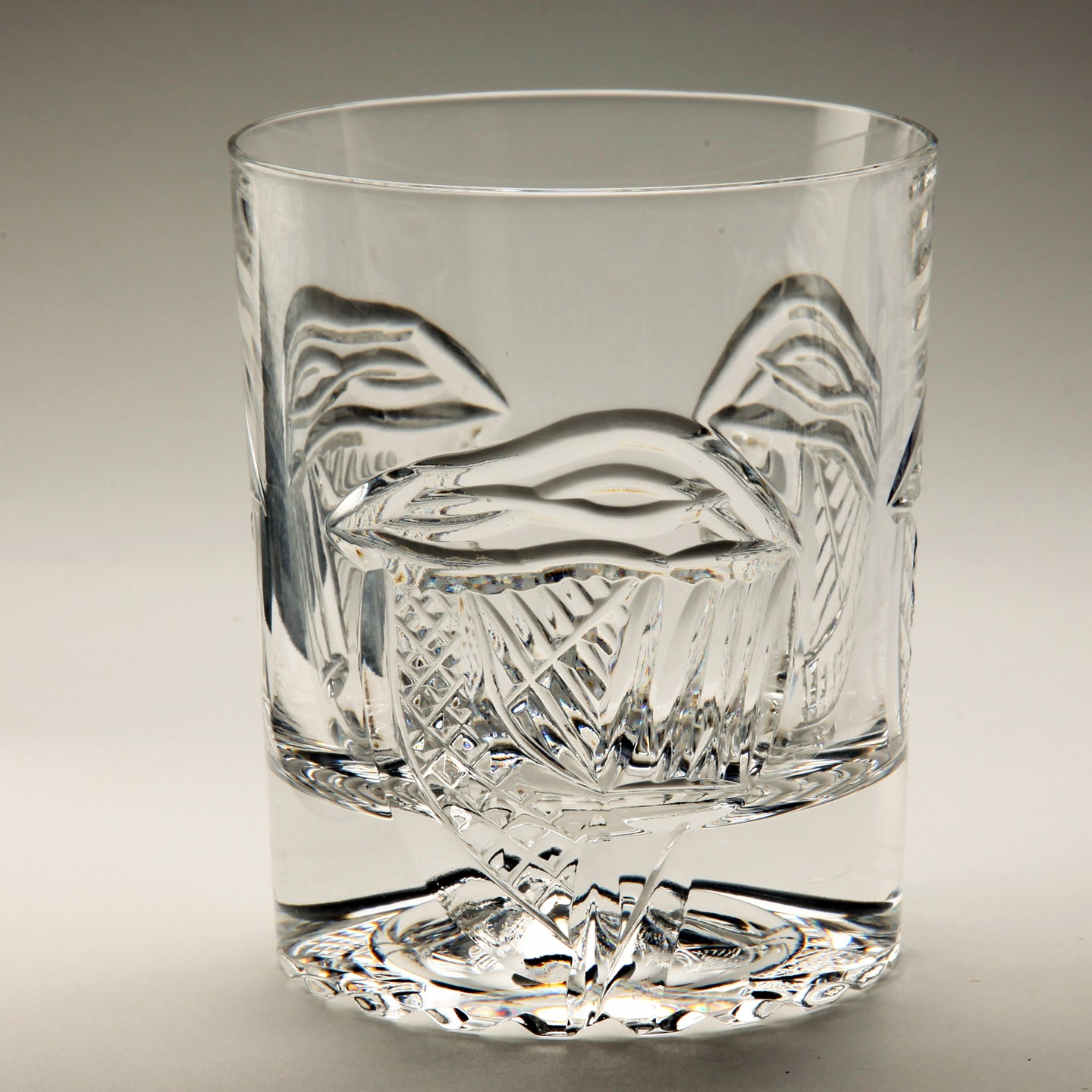 Mise Eire Crystal Whiskey Glass