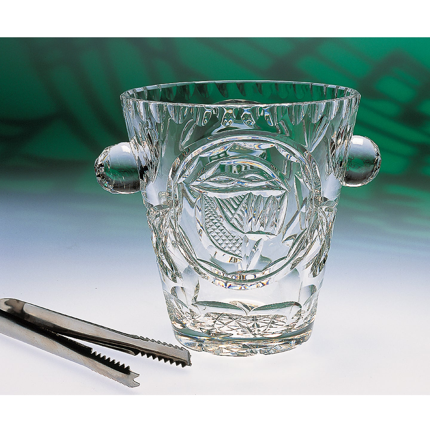 Mise Eire Crystal Ice Bucket